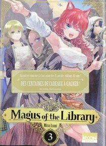 Magus Of The Library T.3