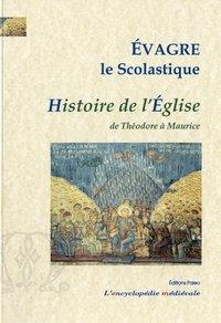 Histoire De L'eglise, De Theodose A Maurice (429-591)