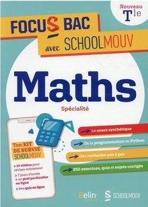 Maths Specialite, Nouveau Tle.