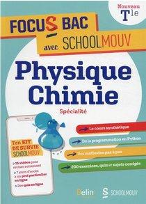 Physique-chimie Specialite, Nouveau Tle.