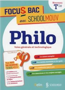 Philo, Voies Generale Et Technologique