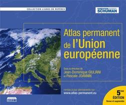Atlas Permanent De L'union Europeenne (5e Edition)