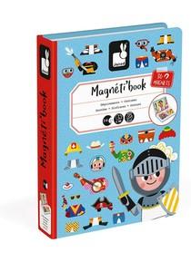 Magnéti book