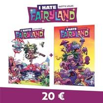 Pack T1 Et 2 I Hate Fairyland