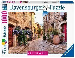 Puzzle Mediterrane places 1000