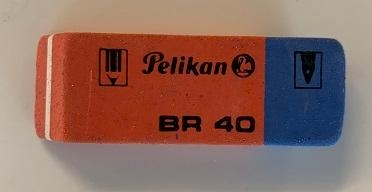 Gomme BR40 Pelikan