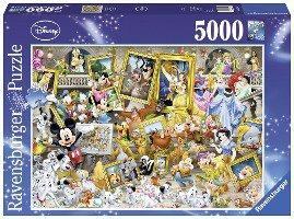 Puzzle Disney 5000 stück