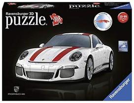 Puzzle Porsche 3D, 108 pièces