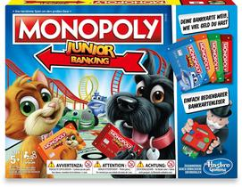 MONOPOLY JUNOIR BANKING