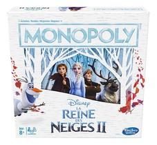 MONOPOLY REINE DES NEIGES FR
