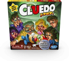 CLUEDO JUNIOR DEUTSCH VERSION