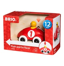 Push & Go racer red