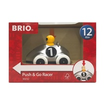 Push & Go Racer grey
