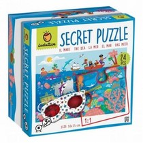 Puzzle La mer, 24 pièces
