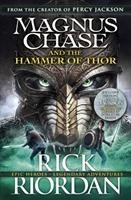 Magnus Chase And The Hammer Of Thor - Magnus Chase Book 2