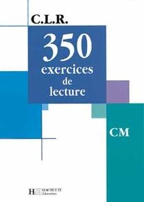350 Exercices De Lecture ; Livre Eleve (3e Edition)