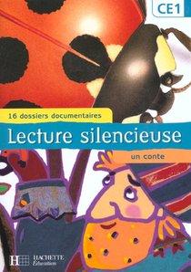 Lecture Silencieuse ; Ce1 ; Pochette Eleve