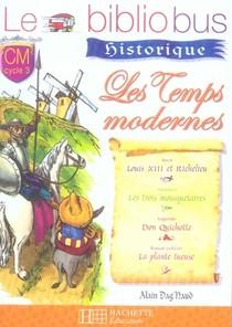 Cm1, Cm2 ; Les Temps Modernes ; Livre De L'eleve