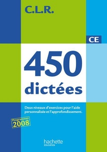 Clr 450 Dictees Ce - Corriges Edition 2010
