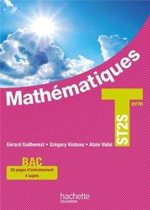 Mathematiques ; Terminale St2s ; Livre De L'eleve