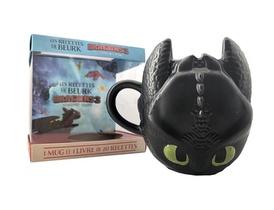 Dragons ; Coffret Mug Krokmou