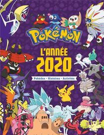 Pokemon ; L'annee 2020 ; Pokedex, Histoires, Activites
