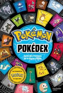 Pokemon ; Pokedex ; Guide Des Pokemon De La Region D'alola