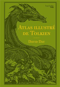 Atlas Illustre De Tolkien