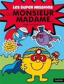Les Super Missions Des Monsieur Madame
