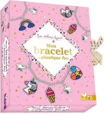 Mes Bracelet En Plastique Fou ; Mini Coffret Avec Accessoires