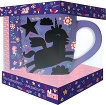 Mon Mug Magique Licorne ; Coffret Avec Mug Et Livre D'activites