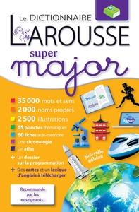 Larousse Dictionnaire Super Major Maghreb