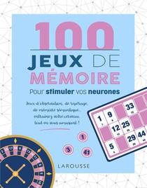 100 Jeux De Memoire Pour Stimuler Vos Neurones
