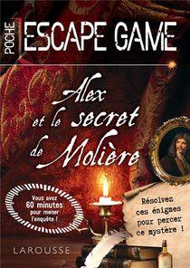 Alex Et Le Secret De Moliere