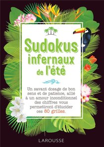Sudokus Infernaux De L'ete