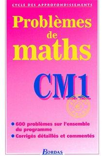 Problemes De Maths ; Cm1 ; Fichier Photocopiable