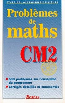 Problemes De Maths ; Cm2 ; Fichier Photocopiable