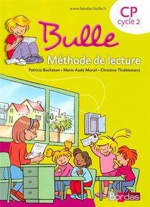 Bulle ; Cp, Cycle 2 ; Manuel De L'eleve (edition 2008)