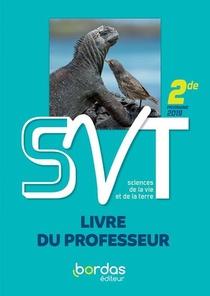 Svt Baude Jusserand 2de 2019 - Livre Du Professeur
