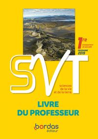 Svt Baude Jusserand 1re 2019 - Livre Du Professeur