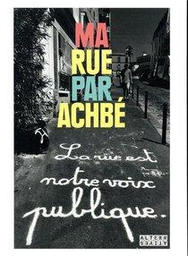 Ma Rue Par Achbe