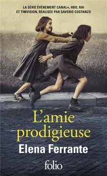L'amie Prodigieuse ; Enfance, Adolescence