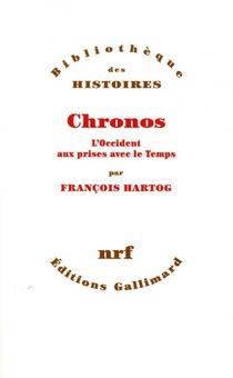 Chronos ; L'occident Aux Prises Avec Le Temps