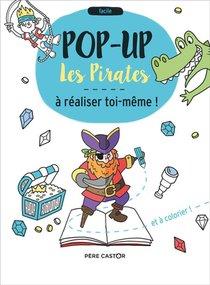 Les Pirates ; Pop-up A Realiser Toi-meme !