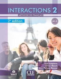 Interactions Niv.2 A1.2 2e Ed.