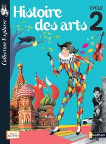 Histoire Des Arts ; Eleve ; Cycle 2