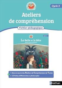 Les Petits Robinson De La Lecture - Fichier Pedagogique 1 - La Belle Et La Bete - Cycle 3