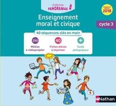 Enseignement Moral Et Civique - Cycle 3 - Ressources Et Activites Numeriques - Cle Usb 2019