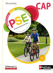 Prevention Sante Environnement Cap (acteurs De Prevention) - Livre + Licence Eleve - 2019