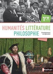 Humanites, Litterature Et Philosophie - Manuel - 2019